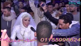 رقص ناااااااااار حمو إسماعيل و غناء العروسة و العريس فرح الساحر فوووووق
