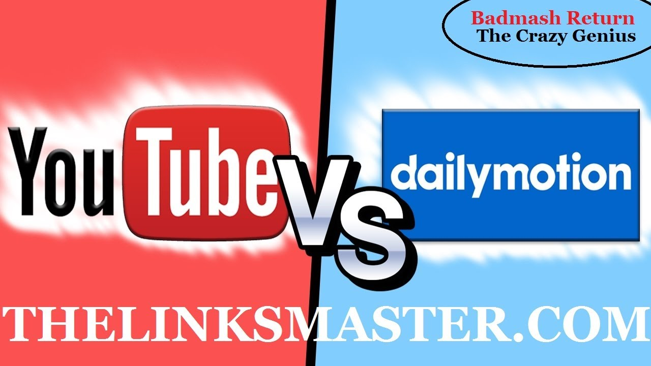 Hindi | Youtube Vs Dailymotion | Which Is Best | Youtube