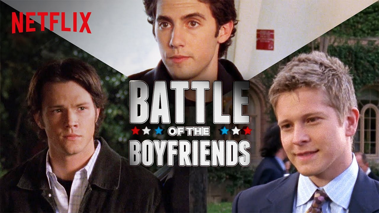 Download Battle of the Boyfriends: Gilmore Girls   Netflix