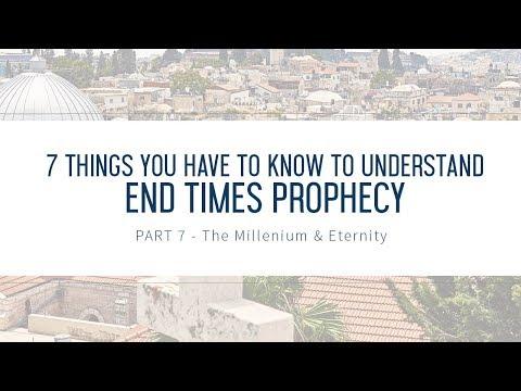 7 Things, Part 7: The Millennium & Eternity | Bible Study | Grace thru Faith