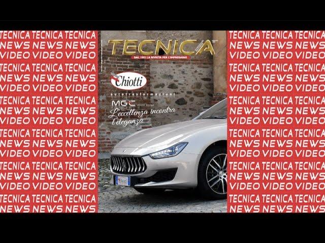 Anteprima Tecnica Maggio 2021 - Tecnicanews Video