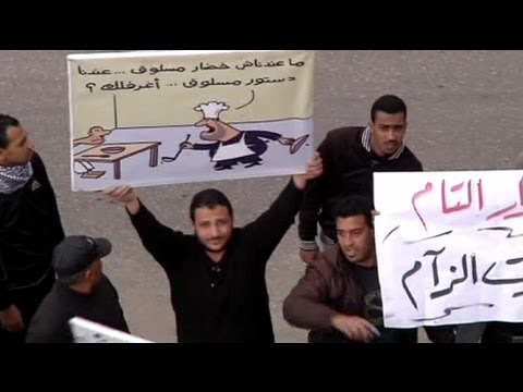 Egypt: anti-government anger boils over in Port Said