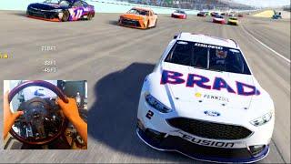 FM6 NASCAR GoPro -Online First impressions - Homestead Dry/Wet