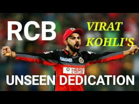 Virat Kohli's Unseen Dedication! - By Amol Lohar