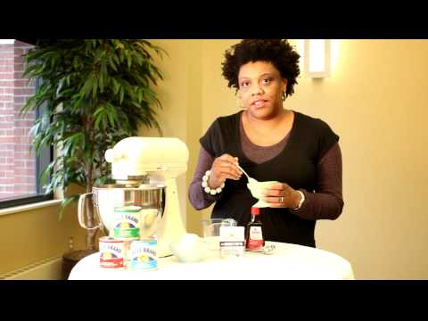 Making Homemade Ice Cream Easy With Eagle Brand Condensed Milk