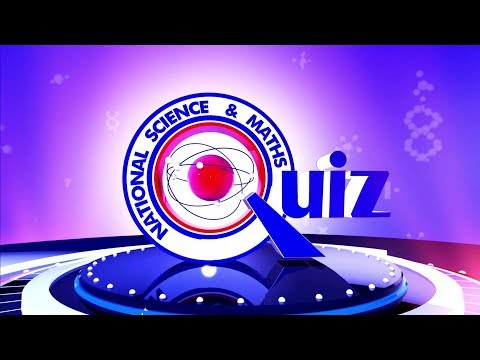 Repeat 2019 National Science & Maths Quiz - AM Show on
