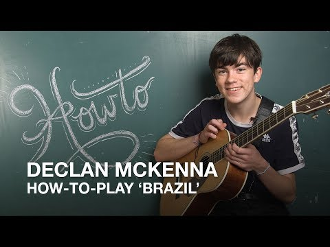 How-to-play 'Brazil' with Declan McKenna