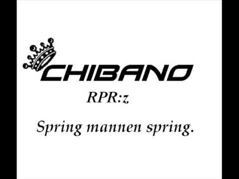 Chibano - Spring Mannen Spring