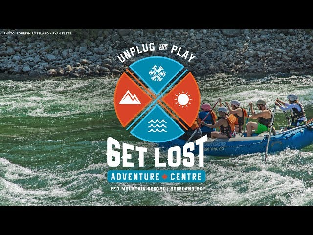 On the Water with GET LOST Adventure Centre