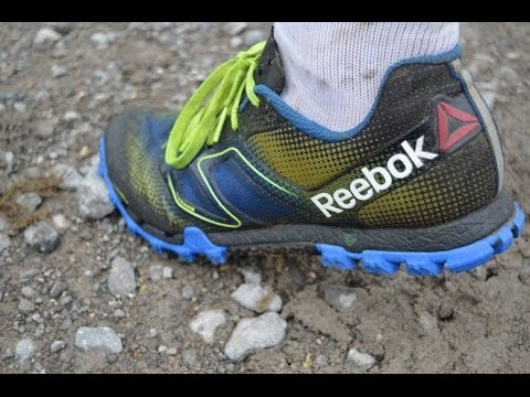 Reebok Super All Terrain Shoes Tested At Spartan Race