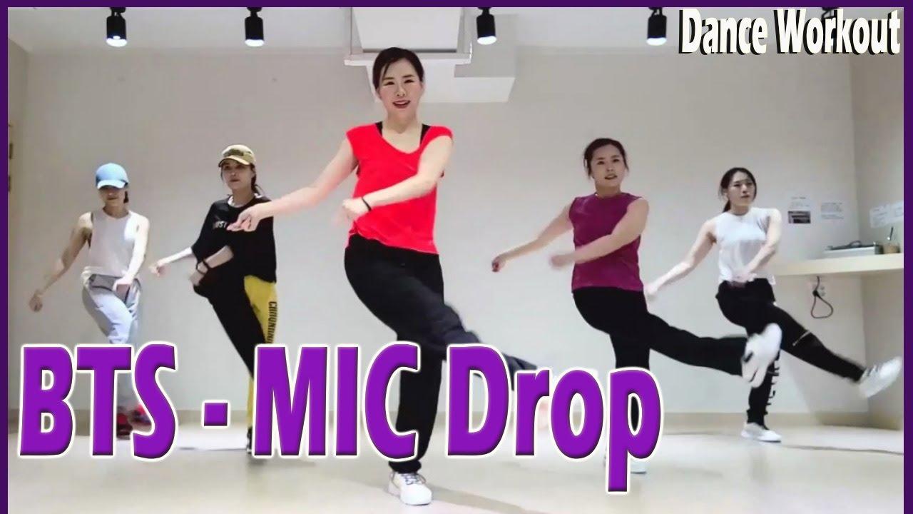 MIC Drop - BTS(방탄소년단) | Dance Diet Workout | 댄스다이어트 | Choreo by Sunny & BTS Cover | Zumba | 홈트|
