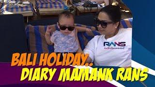RAFATHAR KE BALI Diary Mamank Rans