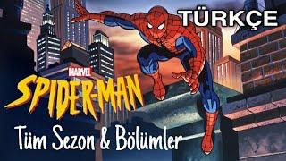 Spider-Man The Animated Series Tüm Bölümler Türkçe Dublaj
