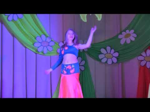 Детский танцевальный праздник 1 мая, г  Омутнинск, часть II