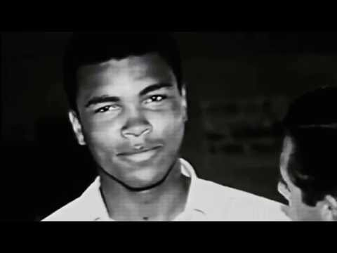 Boxing legend Muhammad Ali The Greatest of all Time 1942-2016