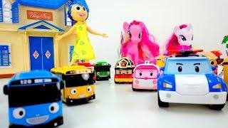 1 сентября. Линейка. Игрушки идут в школу. Видео для детей.