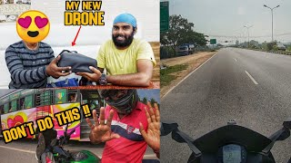 Finally 😍 - On My Way To Krishnagiri To Get My New Drone | Surprise In This Video | Enowaytion Plus