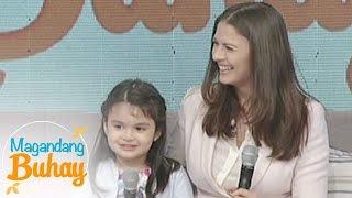 Magandang Buhay: Priscilla Meirelles introduces Sammanta Anechka Estrada