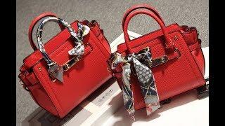 Обзор женской сумки из Китая Marketu.kz