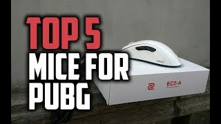 Best Gaming Mice For PUBG in 2018 - Which Is The Best Mouse For PUBG?