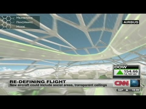 CNN: The future of air travel