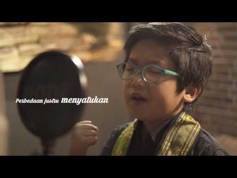 Aku Cinta Indonesia ( Bhinneka Tunggal Ika ) - Justin Faith Chen Winda Viska Nobo Edward Chen Agnes