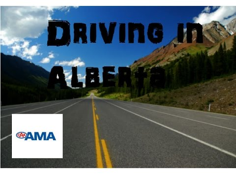 "Seminar ""Driving in Alberta"" by AMA (Alberta Motor Association)"