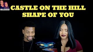 Ed Sheeran – Castle On The Hill & Shape Of You feat. Stormzy Brit Awards 2017 REACTION
