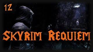 Skyrim Requiem 100/400 | Подготовка к Мастеру-Кузнецу и Морокеи(Тестовые траи боссов) [13]