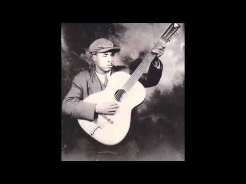 Blind Willie McTell Talking About His Life And The Blues