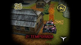 26.Día de banderas (Tanki Online - Temporada 2) // Gameplay