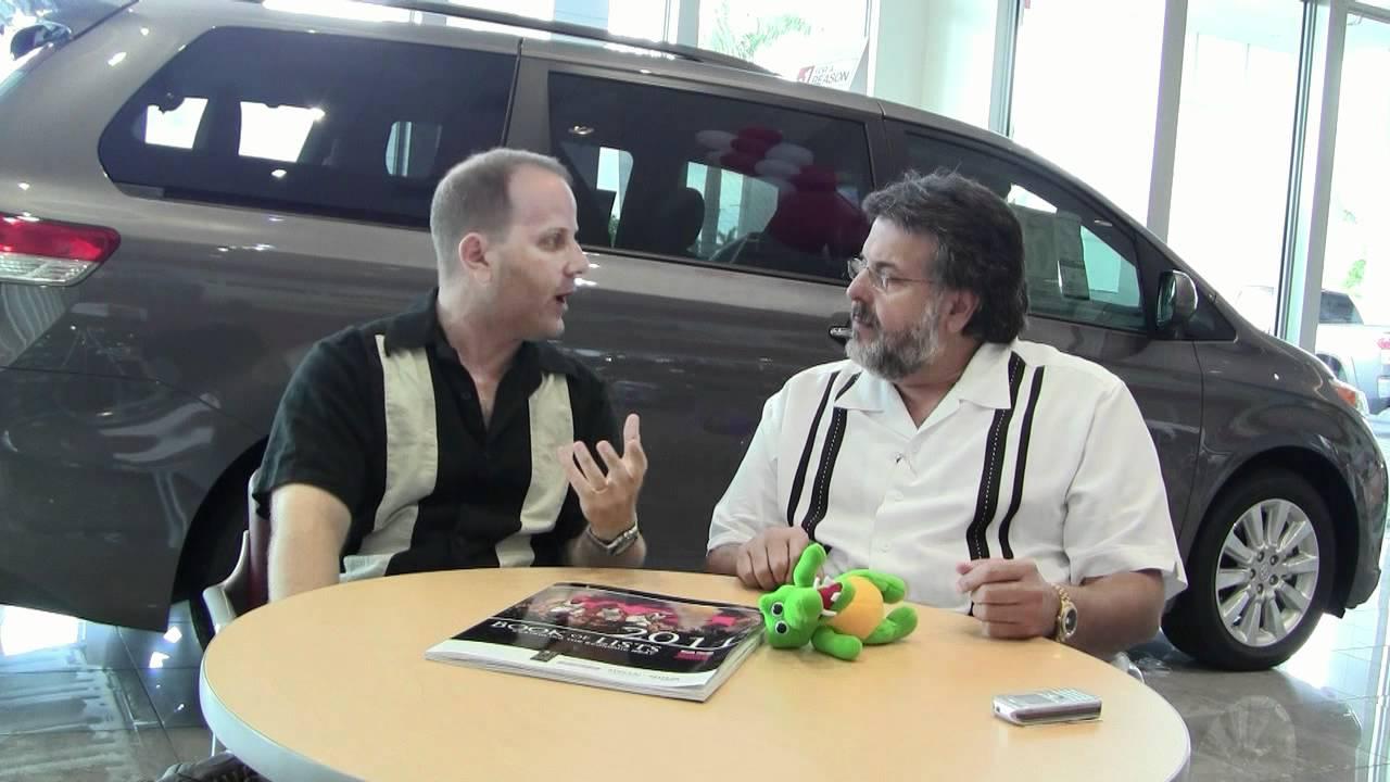 Toyota Of South Florida >> Sfbj Leadership Interviews Toyota Of South Florida And The