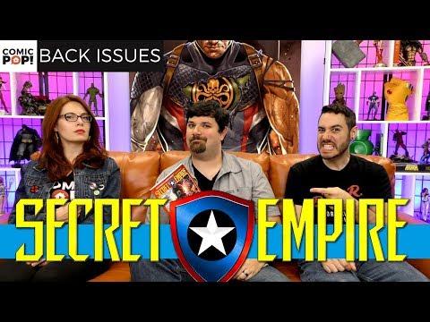 Captain America Goes Bad | Secret Empire | Back Issues