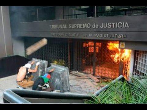 LA VIOLENCIA GOLPISTA EN VENEZUELA