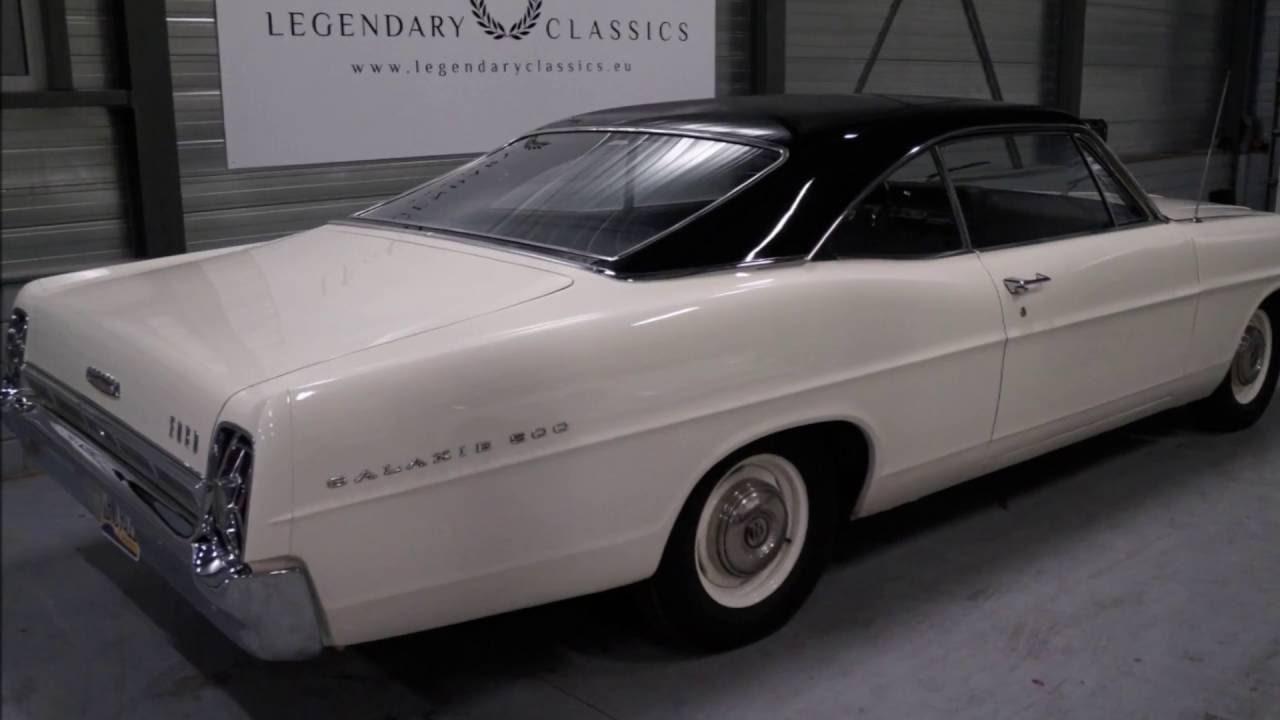 FORD GALAXY 500 Fastback 1967
