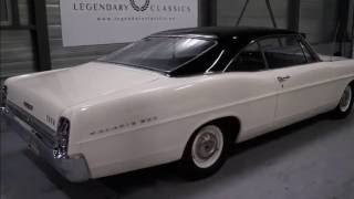 FORD GALAXY 500 fastback 1967