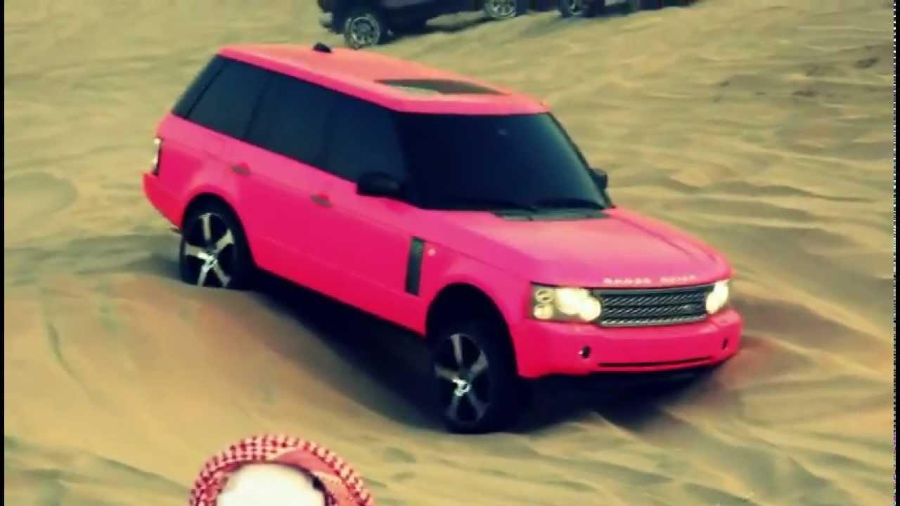 Nice Fun And Dream Cars Pink Range Rover Looks Cool YouTube - Nice cool cars