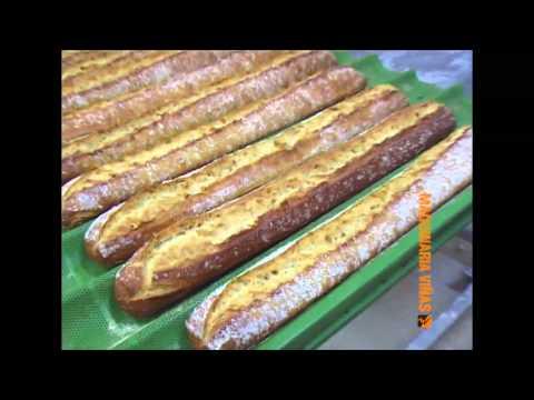 VIÑAS Bakery Production Line Plaff Plaff H2O multiproduct