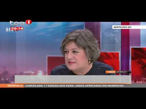 """Riquesa de Isabel dos Santos """"Ana Gomes diz que foi construida com sofrimento do povo angolano"""""""