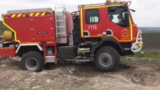Renault Trucks entrega camiones a los Bomberos de la Comunidad de Madrid