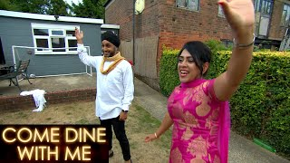 Tina & Gurvinder Teach Everyone How To Dance | Come Dine With Me