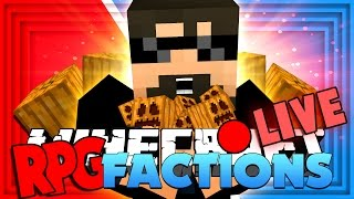 Minecraft: RPG Factions | PUMPKINS AND RANKS!! [7]