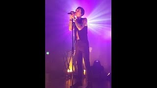 Andy Black - We Don't Have To Dance (Live at Portsmouth Pyramids, 19/5/2016)