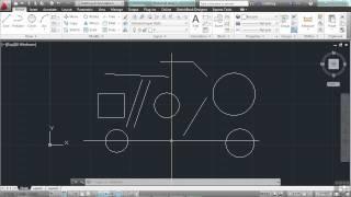 AutoCAD 2013 Tutorial | Using the Command Line | InfiniteSkills