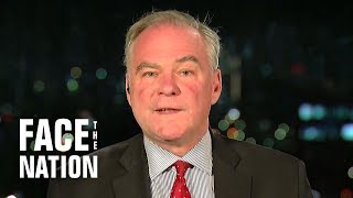 "Full interview of Sen. Tim Kaine on ""Face the Nation"""