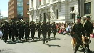 MARCHA TRIUNFAL DEL EJÉRCITO DE CHILE 2009 [HQ]
