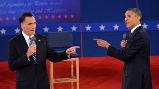 Raw Video: Second Obama - Romney presidential debate