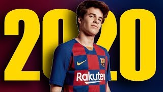 7 Minutes Of Riqui Puig Being An Unstoppable  Very Talented Midfielder  2020 HD