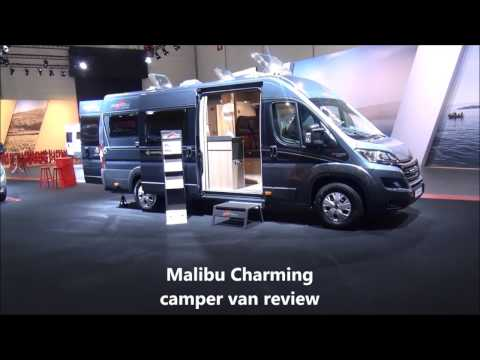 Malibu Charming campervan review