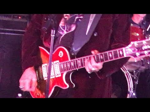 Frehley's Comet - Reunion Show 2018 - Full Set